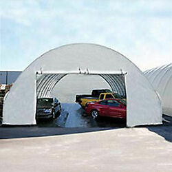 Standard 26and039w Zippered End Panel For Econoline Buildings White