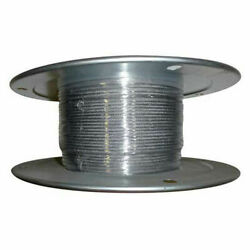 Advantage 500' 3/8 Diameter 7x19 Stainless Steel Aircraft Cable