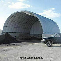 Econoline Storage Building 20and039w X 12and039h X 40and039l Green White