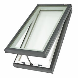 Velux Vcm46462008 Venting Curb Mount Skylight Inside Curb Laminated 49-1/2w X