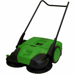 Bissell 38 Deluxe Triple Brush Push Power Sweeper Turbo 13.2 Gal. Capacity