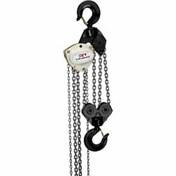 L100 Series Manual Chain Hoist W/overload Protection 10 Ton10 Ft Lift
