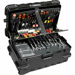 Military-wheeled Tool Case Tools Sold Separately 26-1/2l X 16-1/2w X 13h