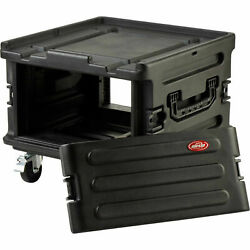 Roto Molded Rack Expansion Case W/wheels Water Resistant 25-1/2l X 26w