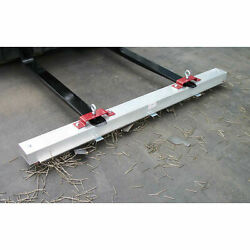 Amk Magnetics Double Strength Load Release Roadmag Sweeper - 96w