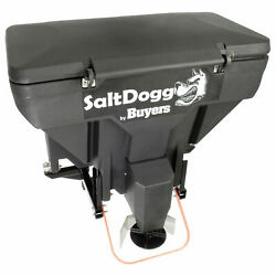 Buyers Products Tgs07 Low Profile Pickup Truck Tailgate Salt Spreader 11 Cu. Ft.