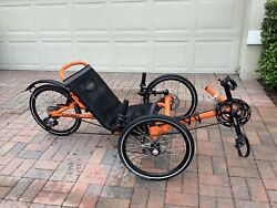 Catrike Cycling Trail Recumbent Bicycle Was 3000+ Local Pickup