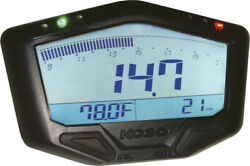 Koso X-2 Boost Gauge With Air/fuel Ratio And Temperature
