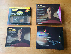 Star Trek Orginal Film Cels Next Generation And The Motion Picture Lot Of 9