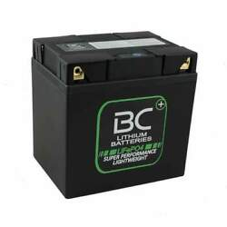 Bc Battery Batterie Moto Lithium Harley 1690 Electra Glide Limited Abs 20132016