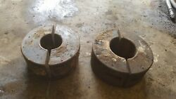 Used Bobcat Axle Weights