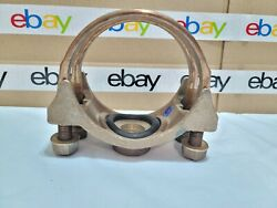 Mueller Br Series Bronze Service Saddle Clamp , 4.74, 1 Tapping Made In Usa