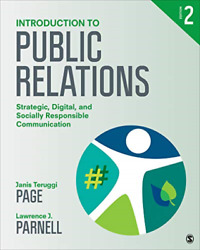 Page Janis Teruggi-intro To Public Relations 2/e Book Neuf