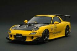 Ignition Model 1/18 Rx-7web Limited Edition