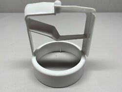 Cuisinart Models Ice-20, 21, 25 Ice Cream Maker Replacement Paddle White