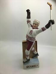 1982-1983 Hershey Bears Hockey Mount Hope Estate Winery Decanter Limited Edition