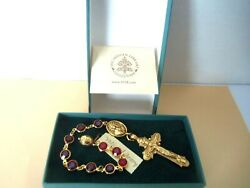 Vintage Vatican Library Collection Rosary