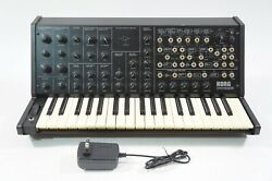 KORG MS 20 mini Monophonic Analog Synthesizer w Adapter AS IS $299.99
