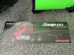 Ultimate Flatbed Snap-on Tools Hauler Traxxas 6x6