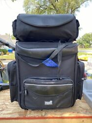 TourMaster Motorcycle XL Cruiser and Barrel Bags $50.00