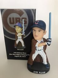 Anthony Rizzo Rare Jedi Bobblehead Chicago Cubs With Box