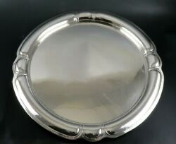 Antique American Arts And Crafts Sterling Silver Art Silver Shop Chicago Tray