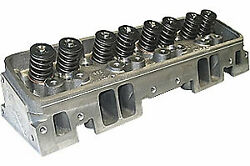 World Products 011250-2 Small Block Chevy Sportsman Ii Cast Iron Cylinder Head