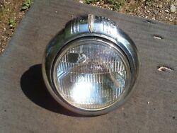 Hot Rat Rod Headlight T A Ford Chevy Oldsmobile 41 Buick