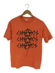 Supreme Just Say Wizz M Orn Orange Cotton Fashion Tee Shirts 8143 From Japan