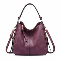 Realer Hobo Bags for Women Faux Leather Purses and Handbags Large Hobo Purse ... $26.49