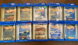 Hot Wheels 30th Anniversary Limited Edition Nip - Lot Of 10 57 Chevy Viper ++