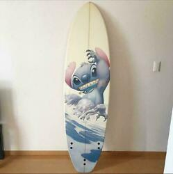 Disney Stitch Surf Board Fan Board Only Store Online Order 100 Rare Sequence