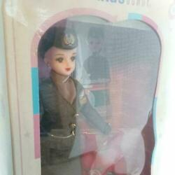 Asiana Airlines Jenny Cabin Attendant Rika-chan Collection Collectorand039s Item F/s