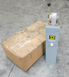 New Square D Class 9004 Master Switch Type Vg9x5 Form S Series A 40 Height