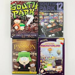 South Park Dvd Lot - Season 7, 12, Imaginationland And Passion Of The Jews