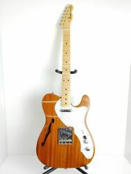 Secondhand Fender Traditional 69 Tele Thinlin Electric Guitar Telecasse/ Natural