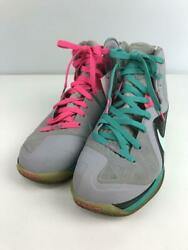 Nike Lebron 7 Qs Haikat 26.5cm Ylw Yellow Size 26.5cm Sneakers From Japan