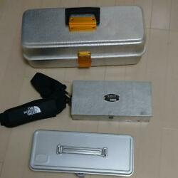 Old Tackle Box Without Lure Box Only