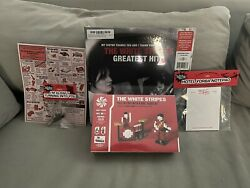 The White Stripes Greatest Hits/ Novelty Itmes
