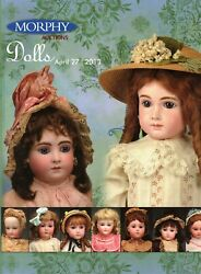 501 Ea. Antique German French Doll Types Makers + Steiff Bears / Book + Values