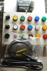 Automation Direct A Plc Trainer, Direct Logic D0-05dd With D0-07cdr Cable Softwa