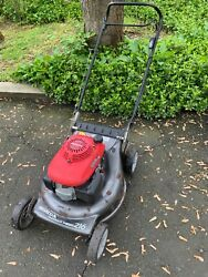 Used Non-working Honda Push Lawn Mower/pickup Only 08638