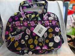 Vera Bradley Good Book Bible Cover In Retired Floral Nightingale