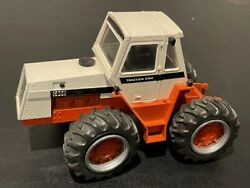 Vintage Case 4890 Traction King 4x4 Tractor By Nzg W Germany 1/40 Rare 154