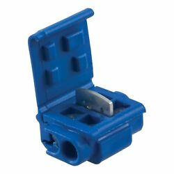 Snap Lock Tap Connectors With Gel Sealant 18-14 Wire Gauge, 100-pack