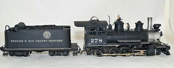 On3 Westside Model Company Dandrgw C-16 Pro Painted 278 Circa 1930's
