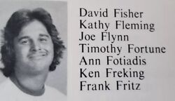 American Pickers Mike Wolfe Frank Fritz 10th Grade High School Yearbook