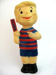 Super 60and039s Clark Bar Boy Vintage Toy Advertising