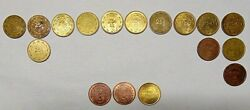 Chuck E Cheese Token Lot Of 17 Pizza Time Theatre, In Pizza We Trust 1980-1993