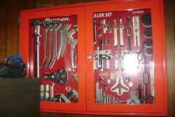 Clean Snap-on Puller Master Set Cj2000-interchangeable-glass Doors-extra Pieces